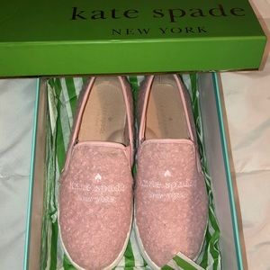 Kate spade wool shoes
